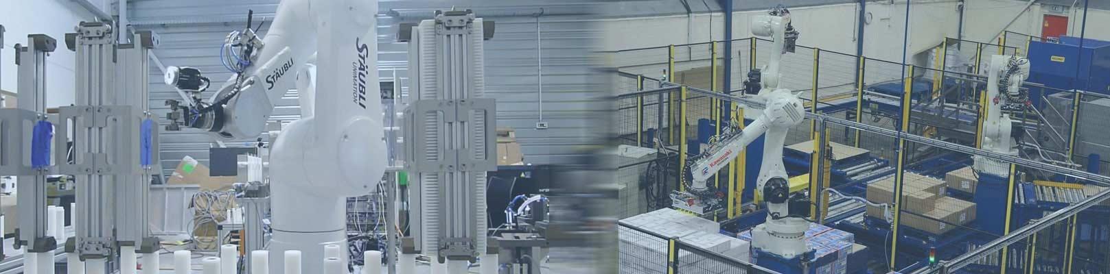 Intégration Robotique - EDMR Engineering